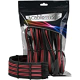 CableMod PRO ModMesh Cable Extension Kit (Carbon/Red)