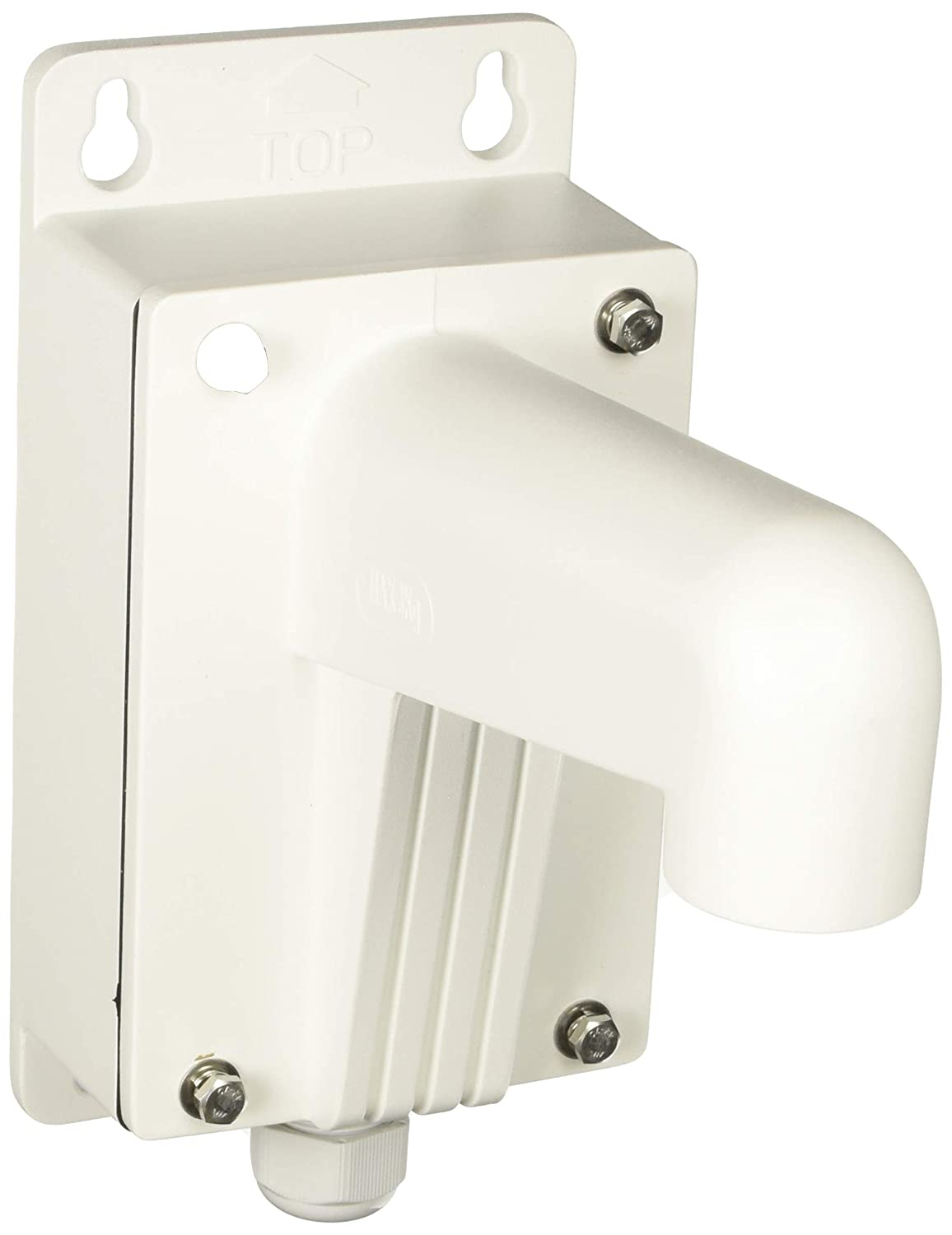 Hikvision WML Aluminum Alloy Wall Mount with Junction Box, Long Hikvision USA