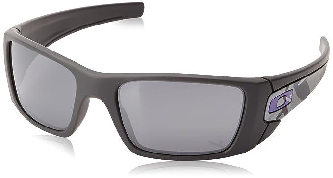 Black Oakley Fuel Cell Sunglasses