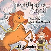 Bath Time: Princess Kitty and Luna | J.L. Snooks