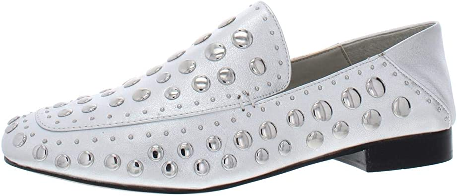 1.STATE Womens Flintia, Silver, Size 8