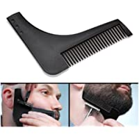 Rangale Beard Styling Shaping Template Comb Barber Tool Symmetry Trimming Shaper Stencil 1Pc