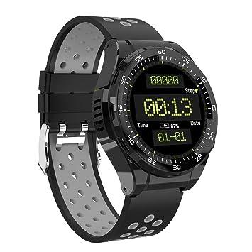 Docooler Festnight Reloj inteligente Muñeca Reloj deportivo Soporte impermeable Tarjeta Nano SIM Rastreador de ritmo cardíaco