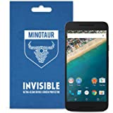 Google Nexus 5X (2015) Screen Protector Pack, Super Clear by Minotaur (6 Screen Protectors)