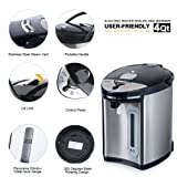 Secura Stainless Steel Water Boiler and Warmer