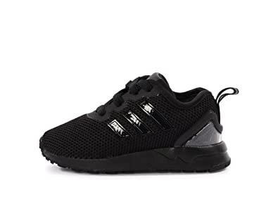 63b048f5c5deb adidas Boys Originals Infant Boys ZX Flux ADV Trainers in Black - 6.5 Infant