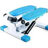 索维尔 家用静音液压踏步机 左右摇摆式 带拉绳 全新免安装升级款 红白色/蓝白色