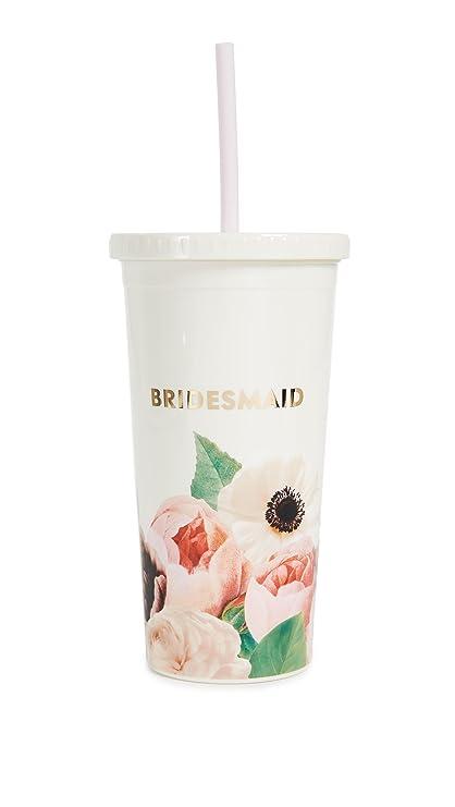 Amazoncom Kate Spade New York Bridesmaids Insulated Plastic