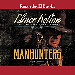 Manhunters Audiobook