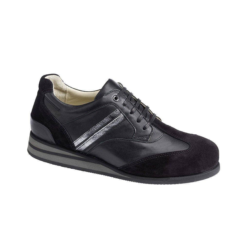 PiedroPiedro Womens Sports Shoes 3630 - Sandalias con cuña mujer 37 EU (4 E) UK|negro