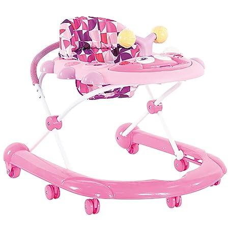 LFY Andador para bebés con manija de Empuje, antivuelco Plegable ...