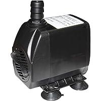 Decdeal Bomba de Agua Sumergible de 45 W 2500L/H con Bomba de Fuente Mini de elevación Alta de 8 pies Bomba de Agua Ultra silenciosa para Acuario Tanque de Peces Estanque