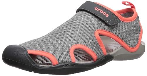 5c002d224273 Crocs Women s Swiftwater Mesh Sport Sandal  Amazon.ca  Shoes   Handbags