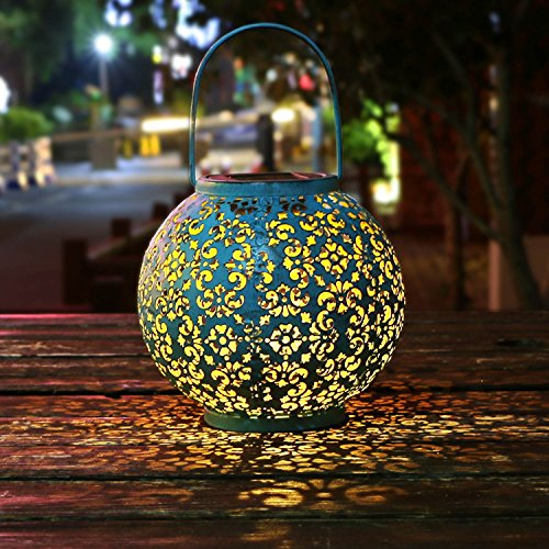 Hanging Outdoor Solar Lamps in Florida - 7