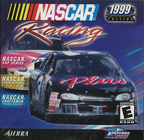 NASCAR Racing: 1999 Edition (Jewel Case)