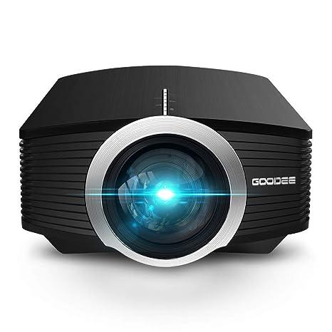 Amazon.com: GooDee Mini Proyector, 2018 Actualizado + 80 ...