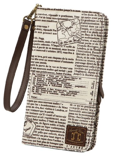 Agreable Voyage Passport Case 840-104 (japan import) by
