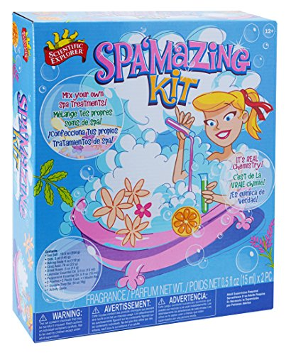 Scientific Explorer Spa'mazing Kit