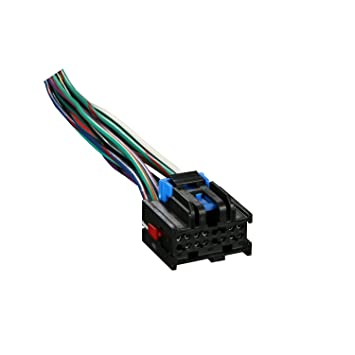 61DdbtqFiNL._SY355_ amazon com metra reverse wiring harness 71 2105 for select gm Wiring Harness Diagram at gsmx.co