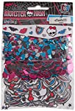 Amscan Freaky Fab Monster High Birthday Confetti Mix Decoration Party Supplies , Multicolor, 12 Pieces