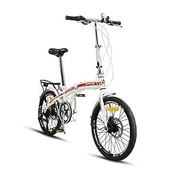 Ligera Bicicleta Plegable,Portable First Class Urbana Bicic ...