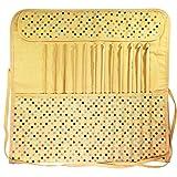 Tunisian Crochet Collection Case, Crochet Hook Organizer