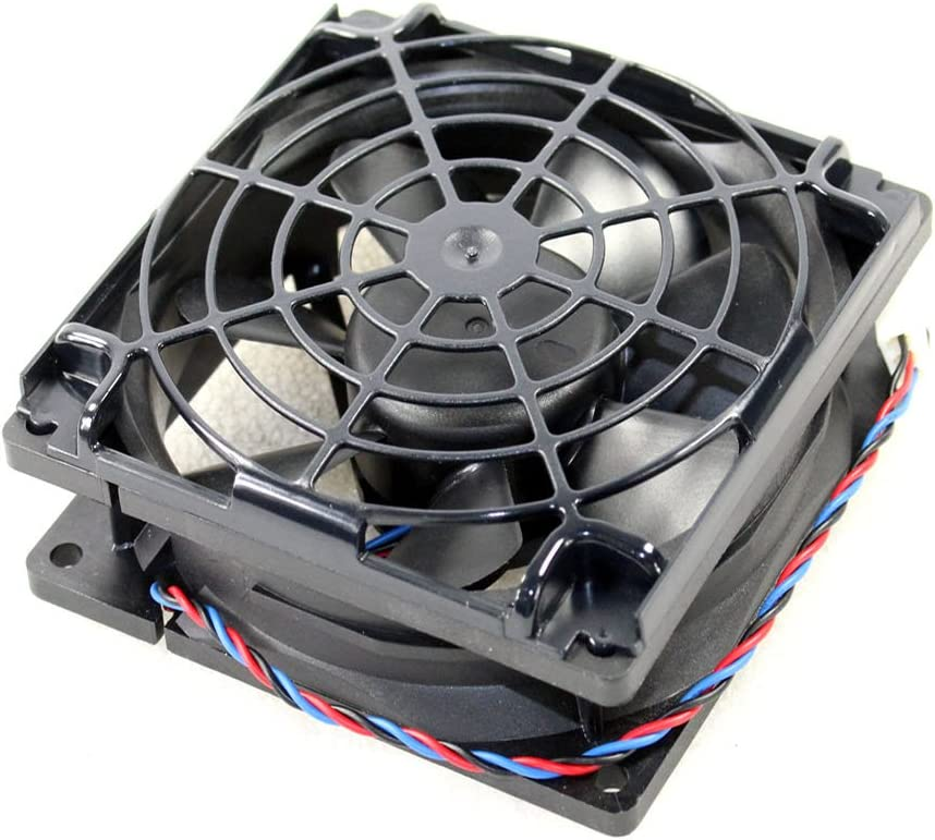 Dell Vostro 200 400 Inspiron 530 531 Chassis Cooling Fan DSB0912M HU843 M410J