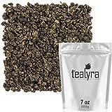 Tealyra - Milk Jin Xuan Oolong - High Mountain Taiwanese Loose Leaf Tea - Great Milky Cream Taste and Aroma - Organically Grown - Weight Loss Tea - 200g (7-ounce)
