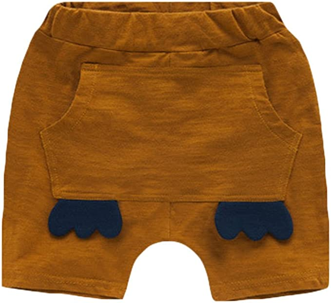 LOSORN ZPY Unisex Baby Boy Girl Pants Kid Toddler Pants Infant Bloomers 1-6t