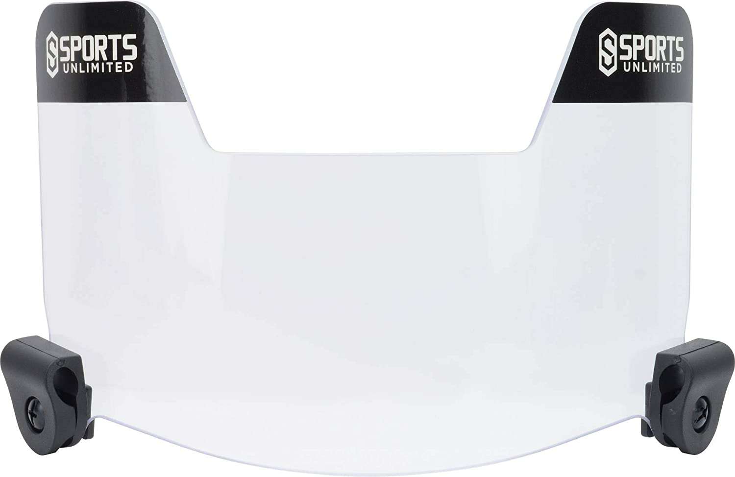 Sports Unlimited Universal Football Visor Eye Shield, Clear - Fits All Adult & Youth Helmets : Sports & Outdoors