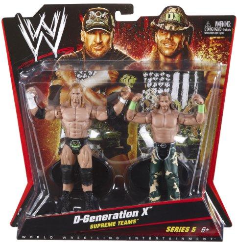 Buy wwe dx action figures
