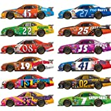 Race Car Props Party Accessory (1 count) (12/Pkg)