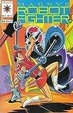 """: Magnus Robot Fighter #17,  """"Trouble Below"""" (October 1992)"""