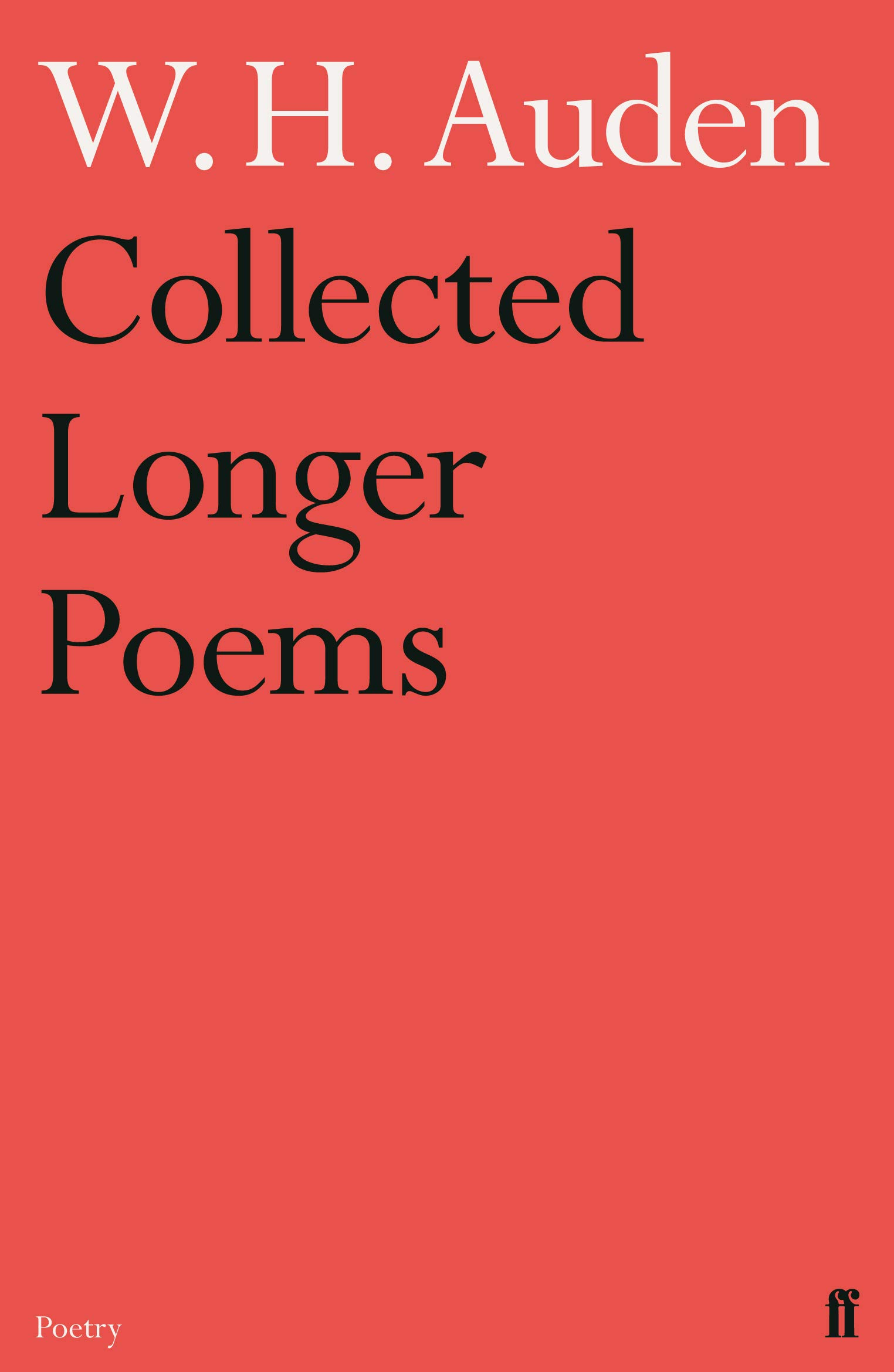 Collected Longer Poems Amazones W H Auden Libros En