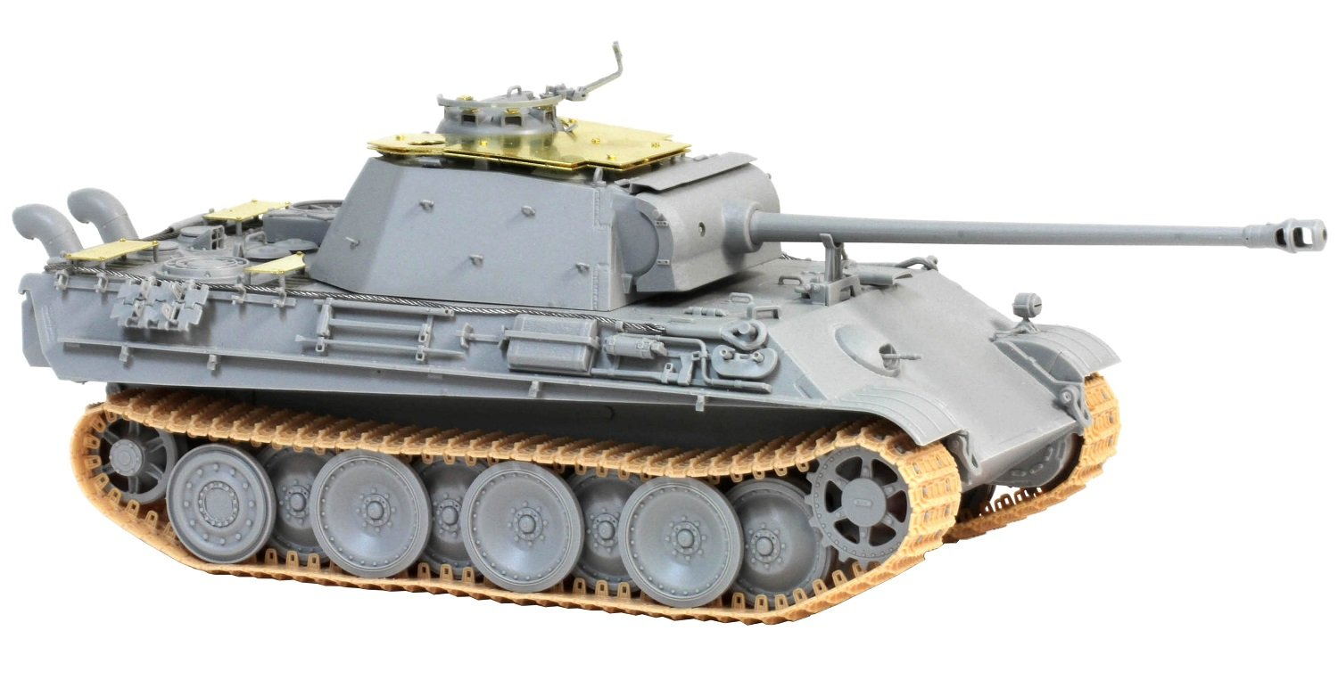 Dragon 1:35 Panther Ausf.G Late Production