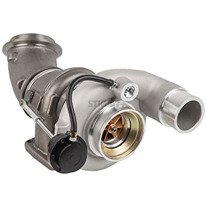 Stigan Performance Turbo Turbocharger w/ 58mm Billet Wheel For Ram Cummins 5.9 - Stigan 847