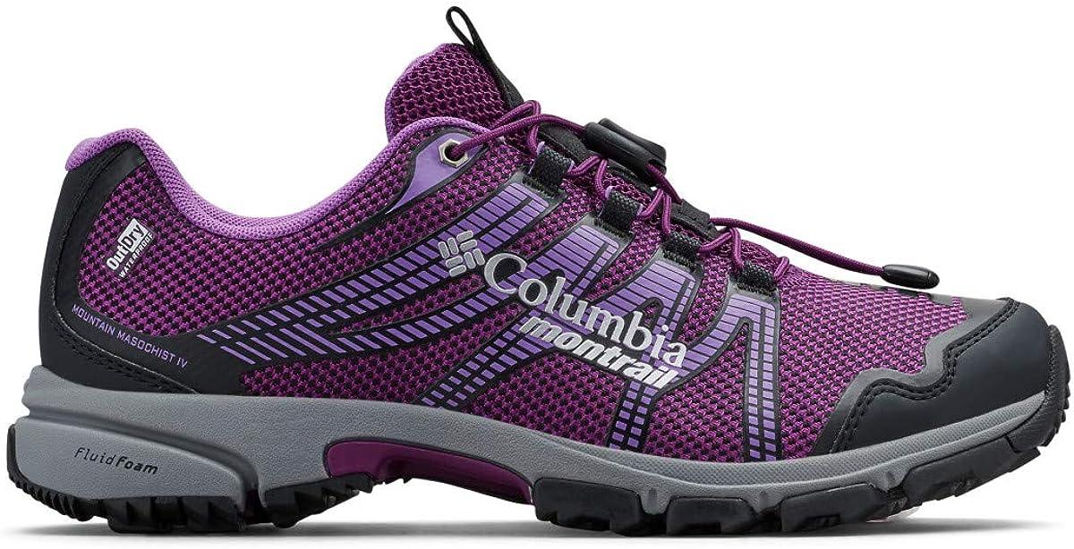 Columbia Montrail Women s Mountain Masochist Iv Outdry Sneaker