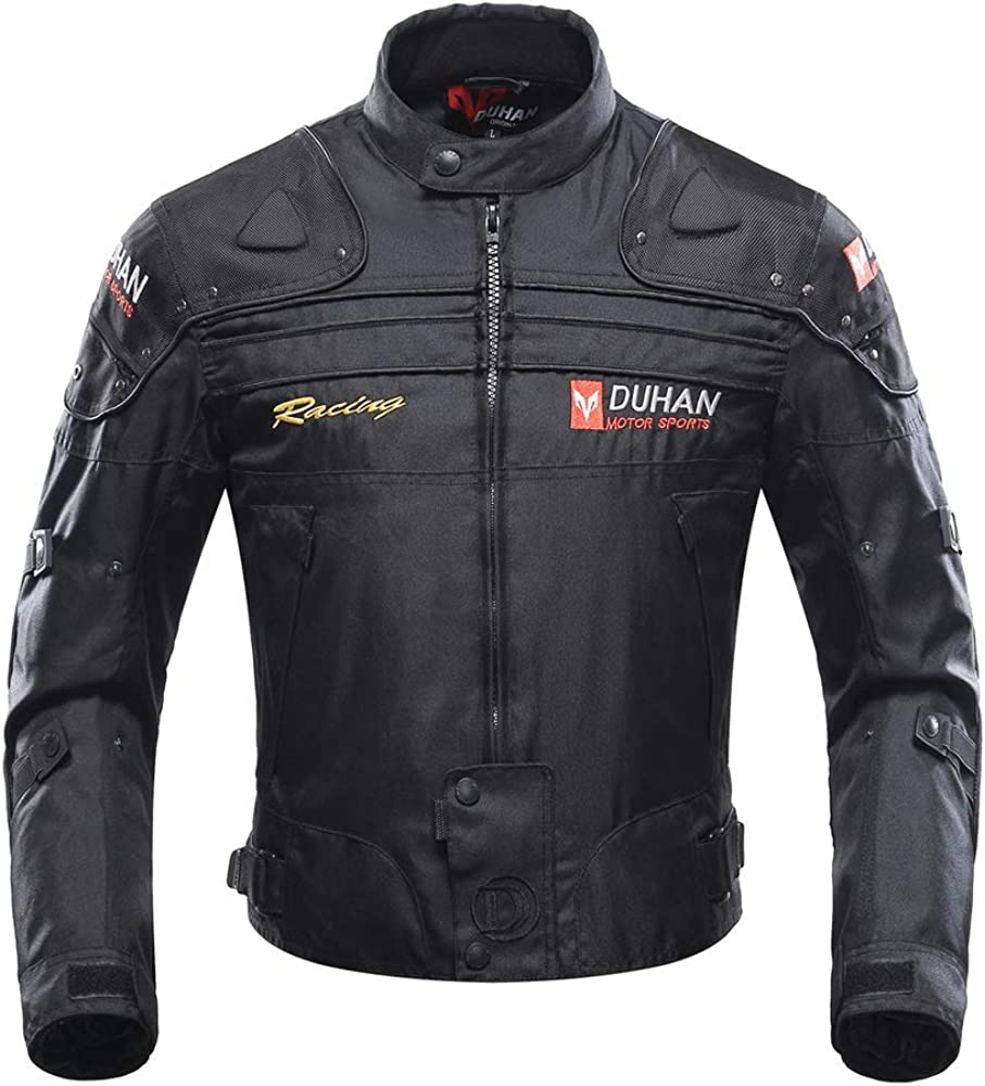 100/% DUHAN Waterproof Clothing Motorcycle ATV Racing MTB Cycling Armored Jacket