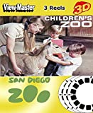 3Dstereo ViewMaster ViewMaster Children's Zoo San Diego -3 reels - 21 3D Images