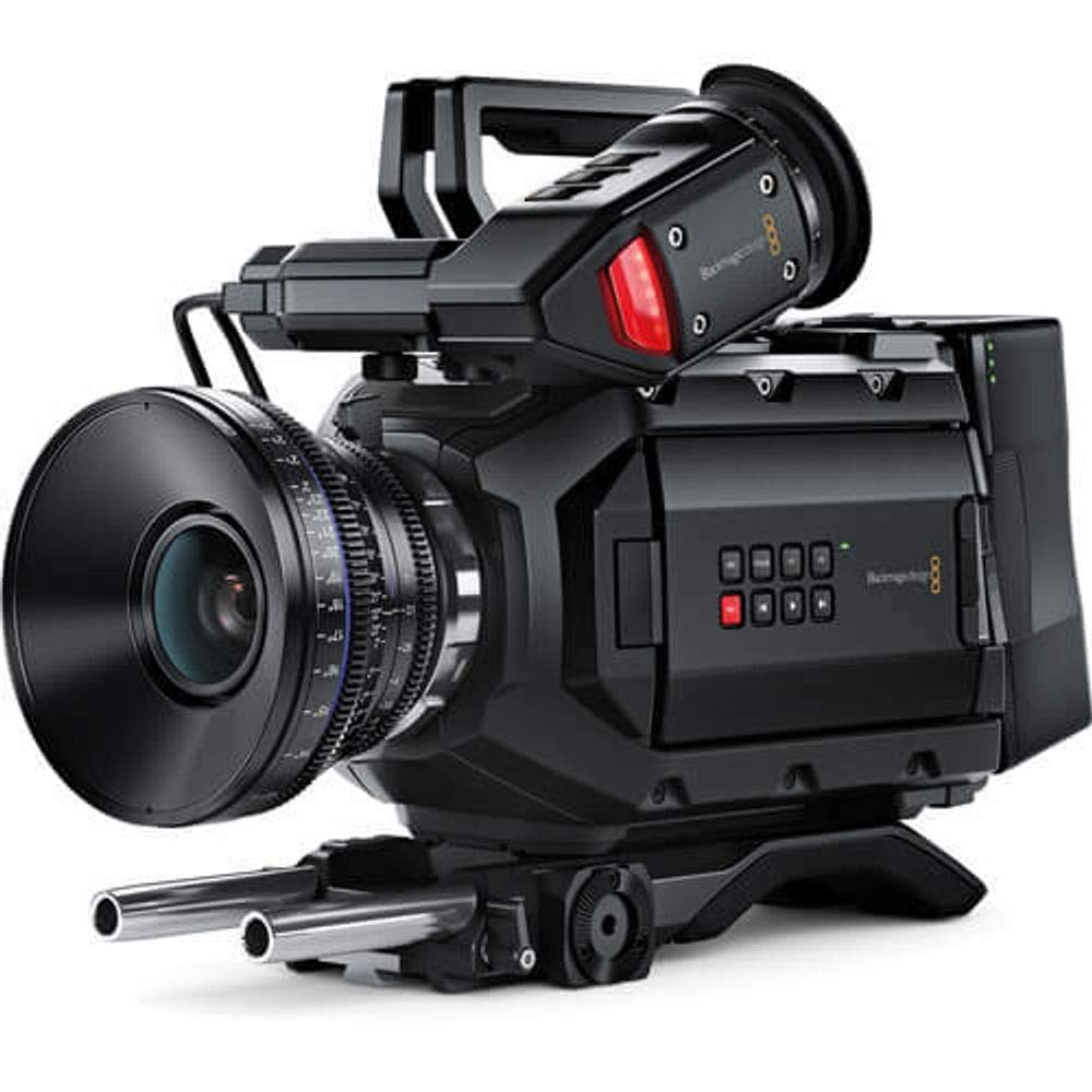 Blackmagic Design URSA Mini 4.6K Digital Cinema Camera (EF-Mount) by Blackmagic