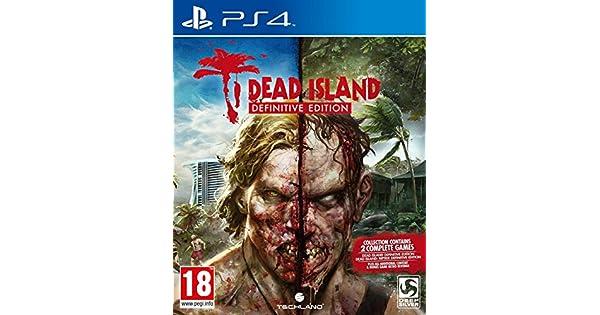 Dead Island Definitive Collection Edition - PlayStation 4 [Importación inglesa]: Amazon.es: Videojuegos