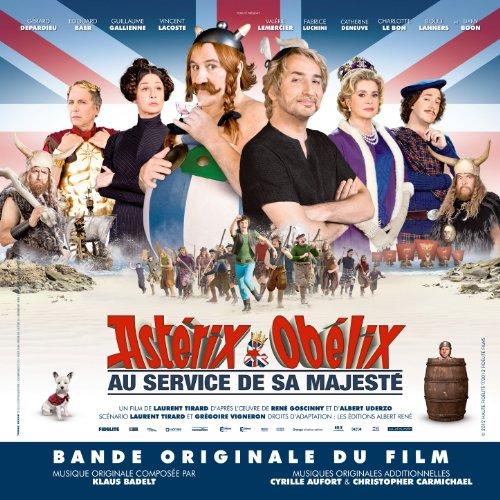 film astérix et obélix au service de sa majesté