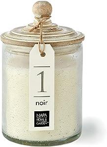 Napa Home & Garden GRAYOAK Soy Wax Candle Noir #1