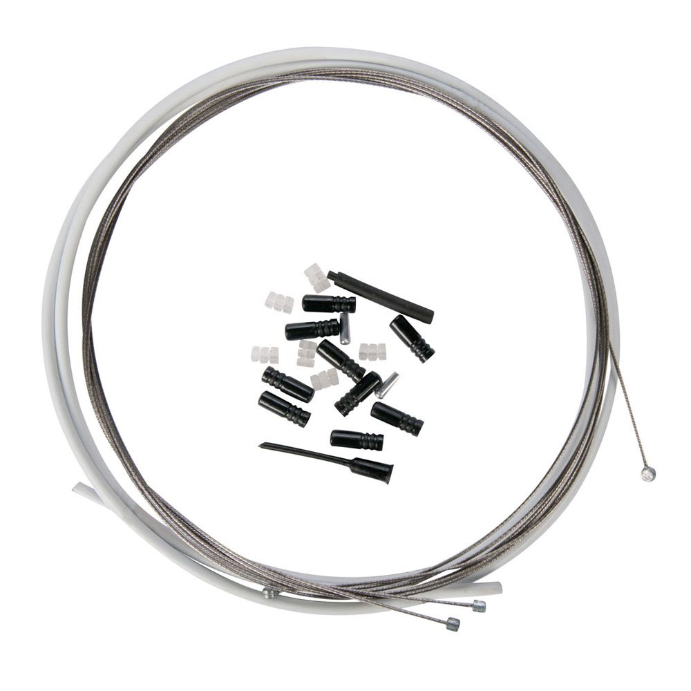 XLC Gear and Cable Housing Kit - White