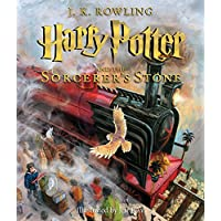Deals on Harry Potter Books: The Illustrated Edition: Books 1