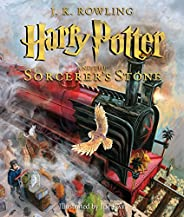 Harry Potter and the Sorcerer's Stone: The Illustrated Edition (Harry Potter, Boo