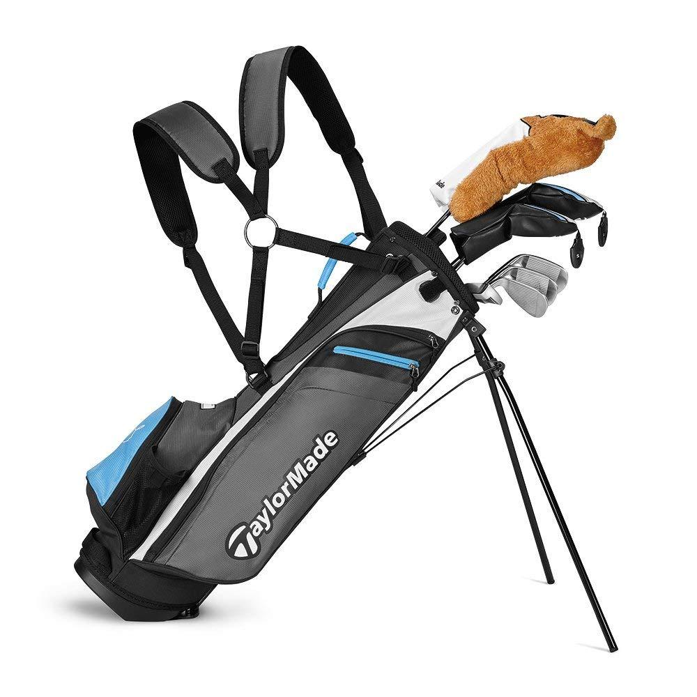 TaylorMade Rory Junior - Juego de Golf - N6380009, Chicos 8 ...