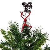 Disney Jack Skellington Tree Topper - Nightmare