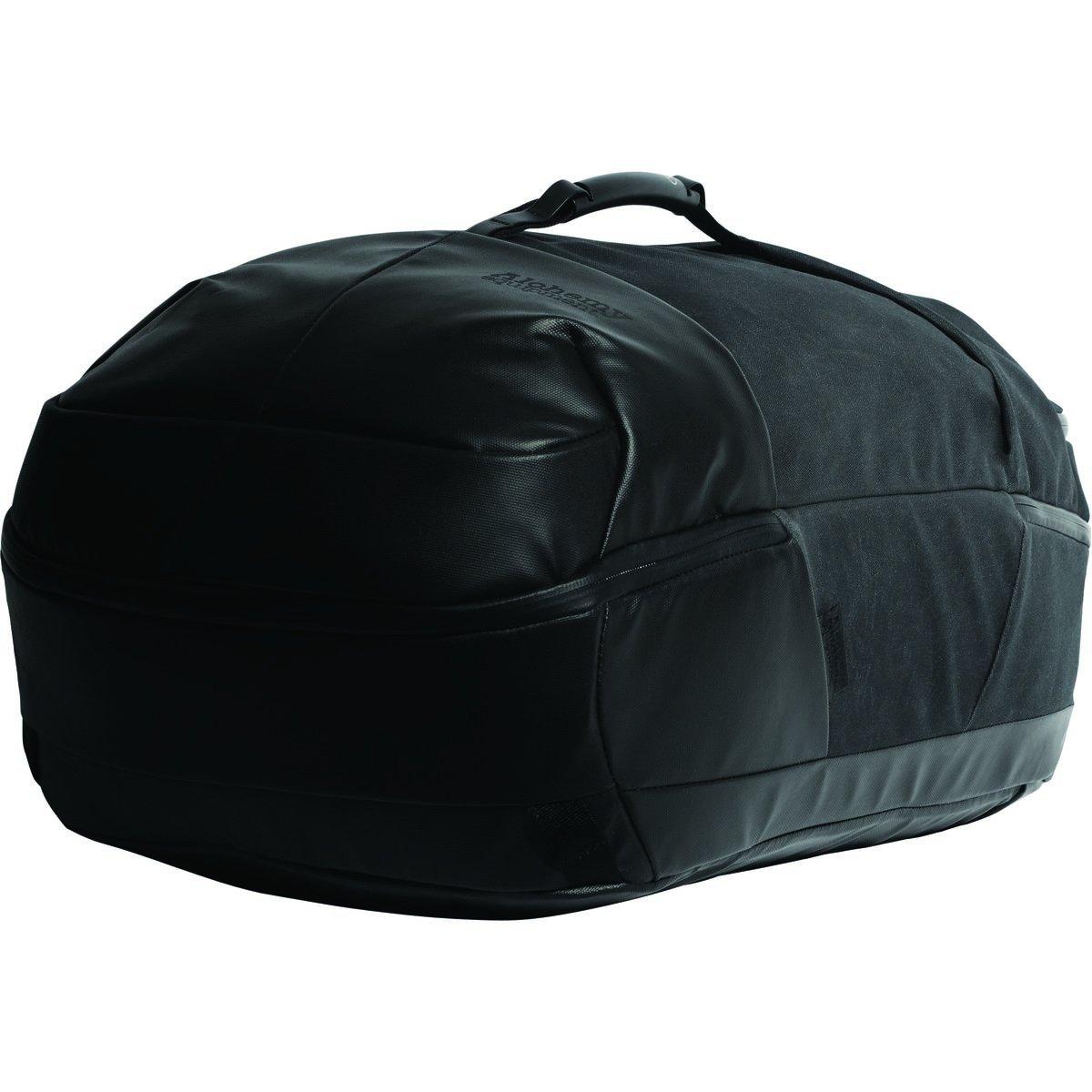Alchemy Equipment Carry On Luggage B017T7O5Z2 Black Slub Weave 45L