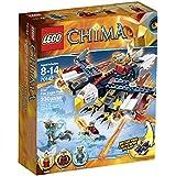 LEGO Chima 70142 Eris' Fire Eagle Flyer Building Toy